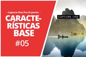 características base de capture one