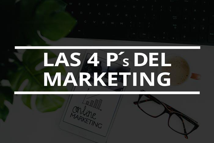 EL MARKETING DE LAS 4 P´s