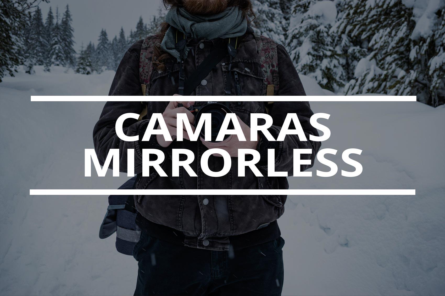 camaras sin espejo