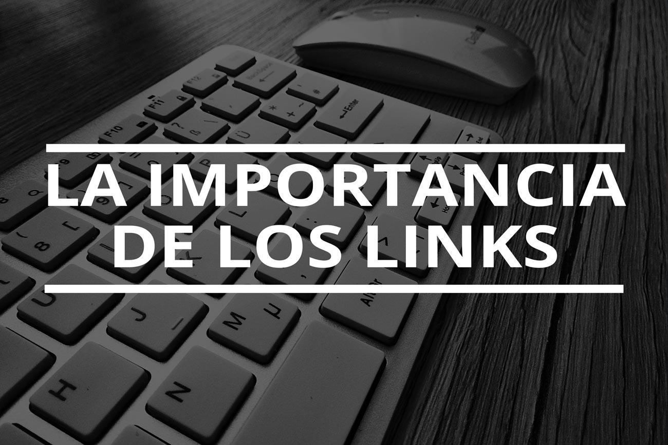 La importancia de los links