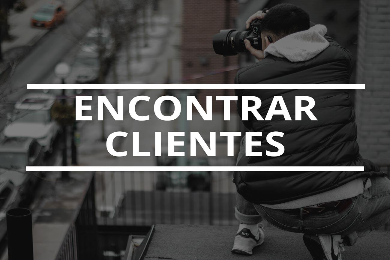 Aprende a buscar clientes con tus fotografias