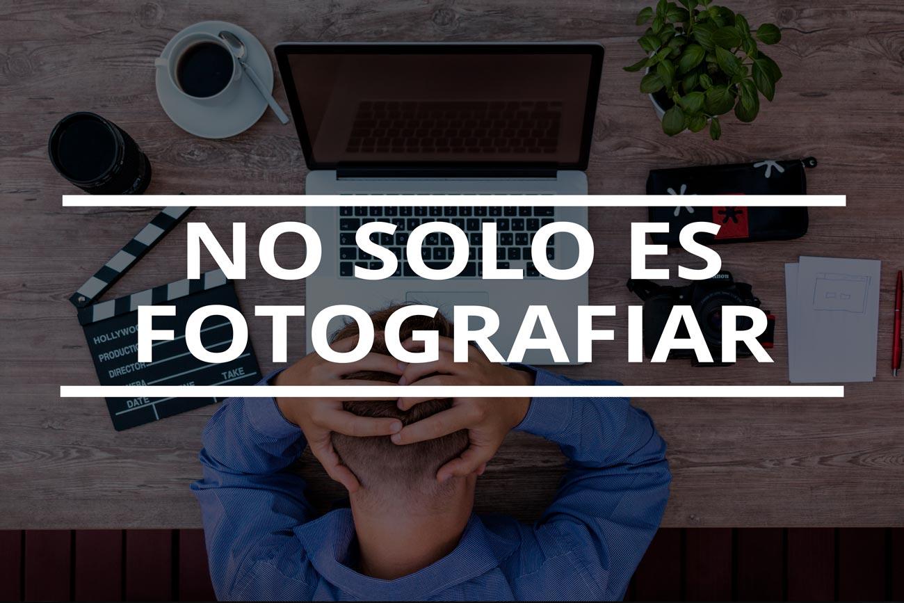 en que consiste el trabajo de un fotografo