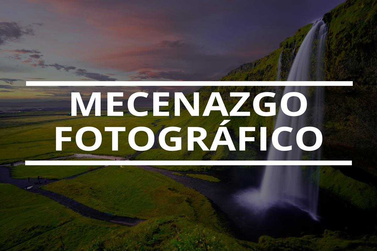 Mecenazgo fotográfico