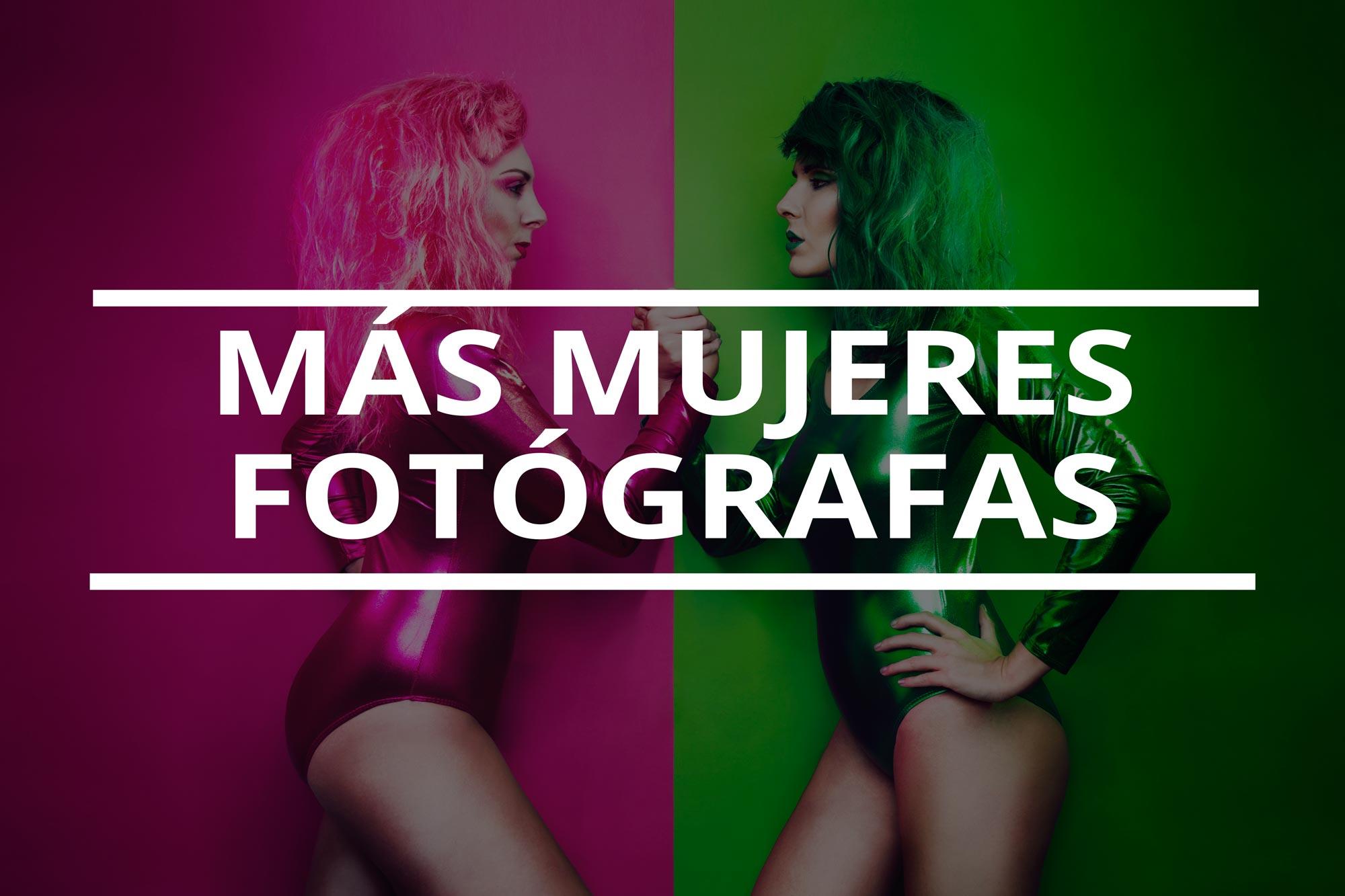 más mujeres fotógrafas