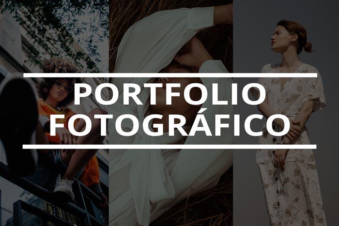 Cómo hacer un portfolio fotográfico