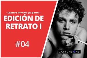 Edición de retrato en Capture One