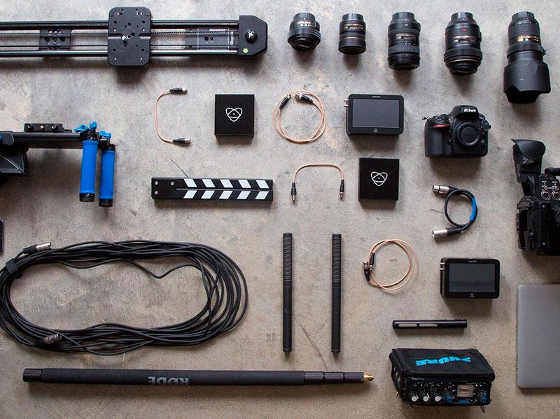 curso compra de equipo fotográfico online