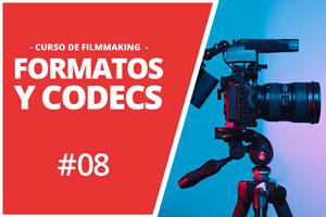 FORMATOS Y CODECS DE VIDEO
