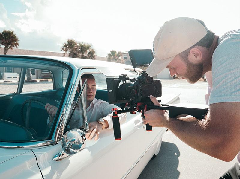 curso de filmmaking o curso de video profesional