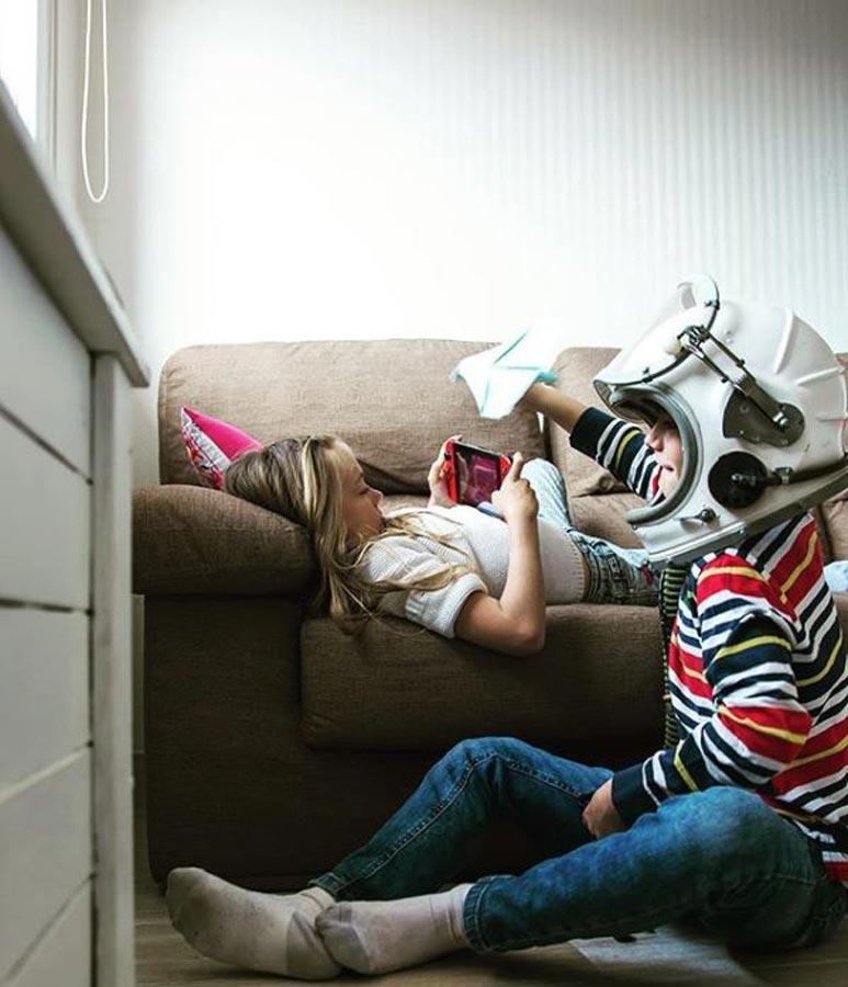 Fotografia de niños, by luis mario hernandez