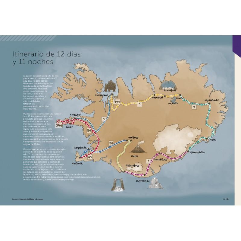 muestra del libro fotografiar islandia de fotorura