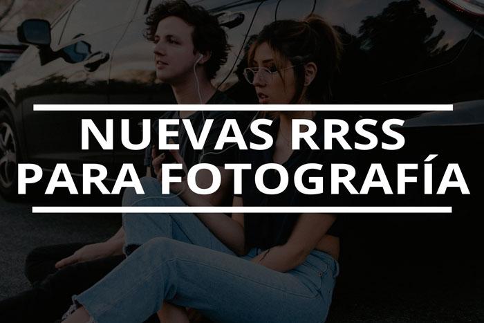 nuevas redes sociales para fotógrafos en 2021